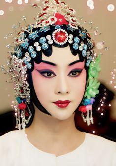 Chinese Opera, Concept Art, Asian, Crown, Jewelry, Conceptual Art, Corona, Jewlery, Jewerly