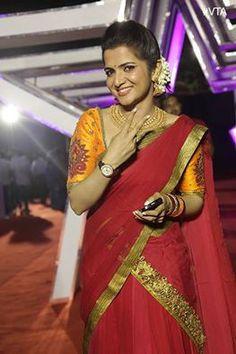Divya Darshini-TV Anchor-Chennai