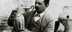 Ο Βρετανός που ανακάλυψε την Κνωσσό Historia Universal, Abraham Lincoln, Greece, Literatura, Universe, Culture, University, Objects, Graz