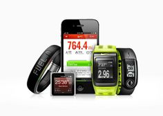 """After going it alone with health tracking hardware, Nike is expanding relationships to use its Nike+ app with non-Nike devices. The company announced four new hardware partners on Friday — Garmin, Tom Tom, Wahoo Fitness and Netpulse—with a new """"Partners"""" app feature to connect the Nike+ app with third-party devices. The updated Nike+ Running App…"""