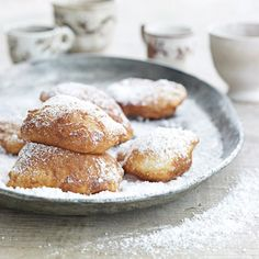 Buttermilk Beignets Recipe | Epicurious.com
