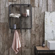 Scaffale per bagno in Metallo 50 Stella