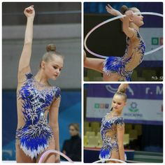 Rhythmic Gymnastics leotard (photos by RG Shanek_com)