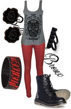 Pierce The Veil Clothing for Women... my BFF would SO wear this...