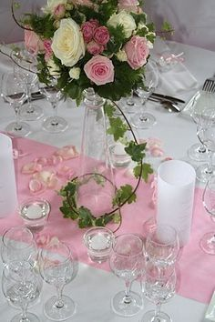 Mariage Tables And Table Rustique On Pinterest