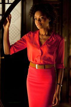 "Bonds Kollegin Eve. ""Eve Moneypenny"" ""James Bond 007: Skyfall"" 2012"