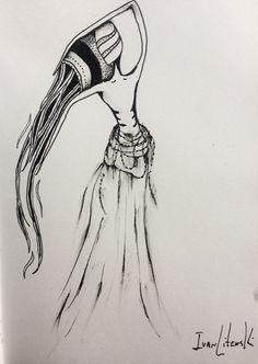 #aquario #draw #illustration #sketch #sketchbook #nankim #pen #signo #zodiac #ivanlitenskiartista #art #artist