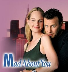 Mad About You ...hands down, favorite 90s tv show. Adore Paul Reiser and Helen Hunt.