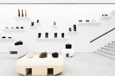 Rick Owens store relocation by Michèle Lamy New York City