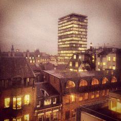 London The Big Smoke #london #fog