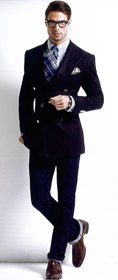 Parisian Gentleman - Tom Ford~ Débonnaire ~ ✔✘LadyLuxur✘✔