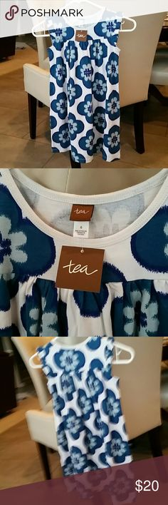 NWT Tea Mighty Mini Dress Size 6 NWT Comes from smoke and pet free home Tea Collection Dresses Casual