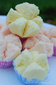 Thai Recipes, Asian Recipes, Cake Recipes, Snack Recipes, Dessert Recipes, Snacks, How To Make Custard, Steam Cake Recipe, Steamed Cake
