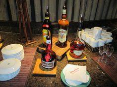 Cordials at Kilimanjaro Club