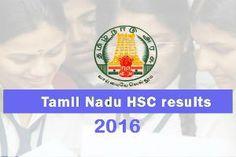 Tamilnadu HSC 12th Attempt-Supplementary Exam Result 2016
