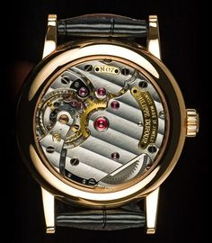 Philippe Dufour is known as the greatest living watch maker by many experts.