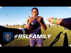 On the Field with Real Salt Lake