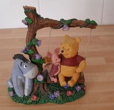 DISNEY SIMPLY POOH POOH EEYORE PIGLET ITS NOT MUCH GOOD HAVING FUN JUST WITH ONE