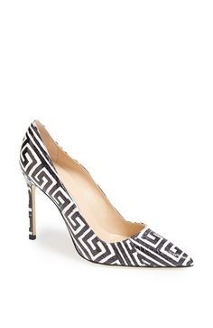 Manolo Blahnik 'BB' Pump available at #Nordstrom