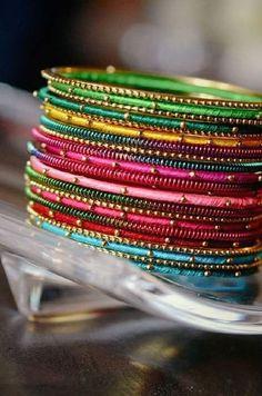 The Bangles, Silk Bangles, Bridal Bangles, Silver Bracelets, Bridal Jewelry, Bangle Bracelets, Wedding Jewelry Sets, Silk Thread Bangles Design, Bracelets Design