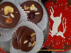 i nostri #cioccolatini natalizi  #dolci per #natale