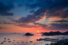 Labuan Bajo, Flores - Felt far away from the world here.