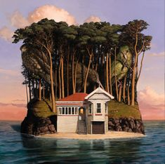 Check out the deal on Wanders Nightsong 2 by Barry Ross Smith at New Zealand Fine Prints Twilight Scenes, Nocturnal Birds, New Zealand Art, Nz Art, Paradise On Earth, Deck The Halls, Lake Tahoe, Artwork Prints, Home Art