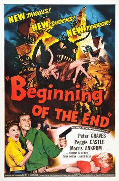 Biginning of the End(1957)