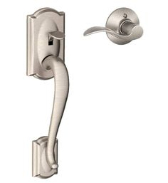 Building & Hardware Open-Minded Schlag Passage Latch-f10s V Dover/color-simulated Old Iron High Safety Doors & Door Hardware
