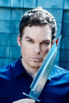 Michael C. Hall--Hello, Dexter Morgan