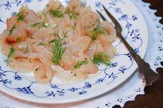 Graavisiika / Freshly salted powan