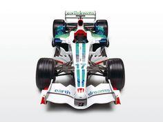 Honda Racing F1 RA108 Front