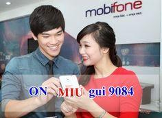 Đăng ký gói 3MIU của Mobifone