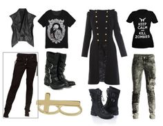 Its a badass outfit
