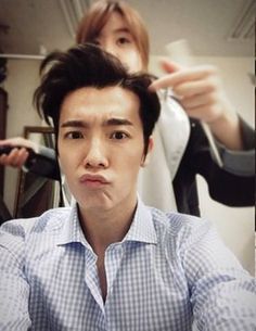 Cute cute cute (>o<) <3 - Lee Donghae