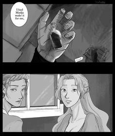 AZRIEL AND ELAIN PART 1