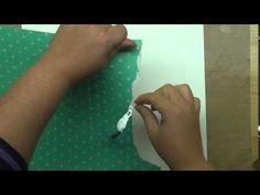 Vidéo: Trucs pour déchirer vos papiers à motifs... - Carterie artisanale et scrapbooking Stampin'Up!