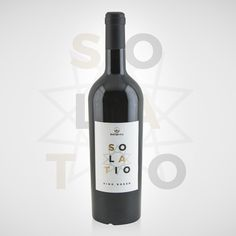 Wine Label design Solatio