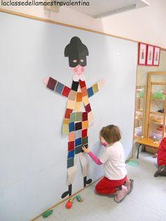 La classe della maestra Valentina: carnevale