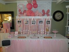 Ballerina Party | CatchMyParty.com
