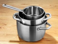Stop annoying stains and win the battle of stuck-on food with these easy strategies for caring for stainless steel.