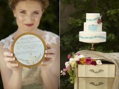 Runway to Reality Inspiration Shoot featuring Claire Pettibone's Ooh La La from Kristy Rice