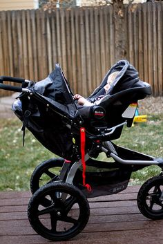 we have a bob i love it but its huge and takes up the whole trunk of the subarea Love BOB Strollers? Then You'll Love the Travel System! (BOB Revolution SE with Britax B-SAFE Infant Car Seat) — A Nation of Moms Britax Double Stroller, Bob Stroller, Jogging Stroller, Umbrella Stroller, Best Baby Strollers, Baby Gadgets, Baby Necessities, Baby Essentials, Baby Must Haves