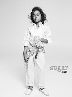 Zoe de Sugar Kids para Telva