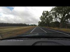 Road trip - South Western Australia - Busselton to Margaret River (Slow TV)