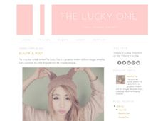 Premade Blogger Template  Instant Download  Blog by ThemeFashion, $30.00