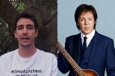 Fã pede para McCartney mudar música em prol da doação de órgãos