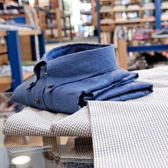 Franco Montanelli's Seersucker Trousers