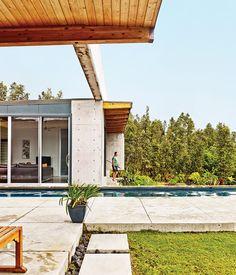 Galisteo Modern North Central New Mexico Landscape Architecture - Architecture by design