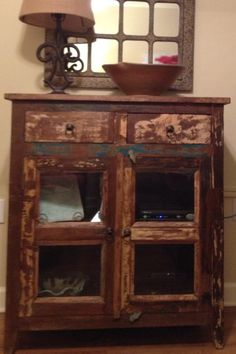 Imported cabinet, shown here in a home. Accent Pieces, Hearth, China Cabinet, Ms, Upholstery, Oxford, Storage, Green, Furniture